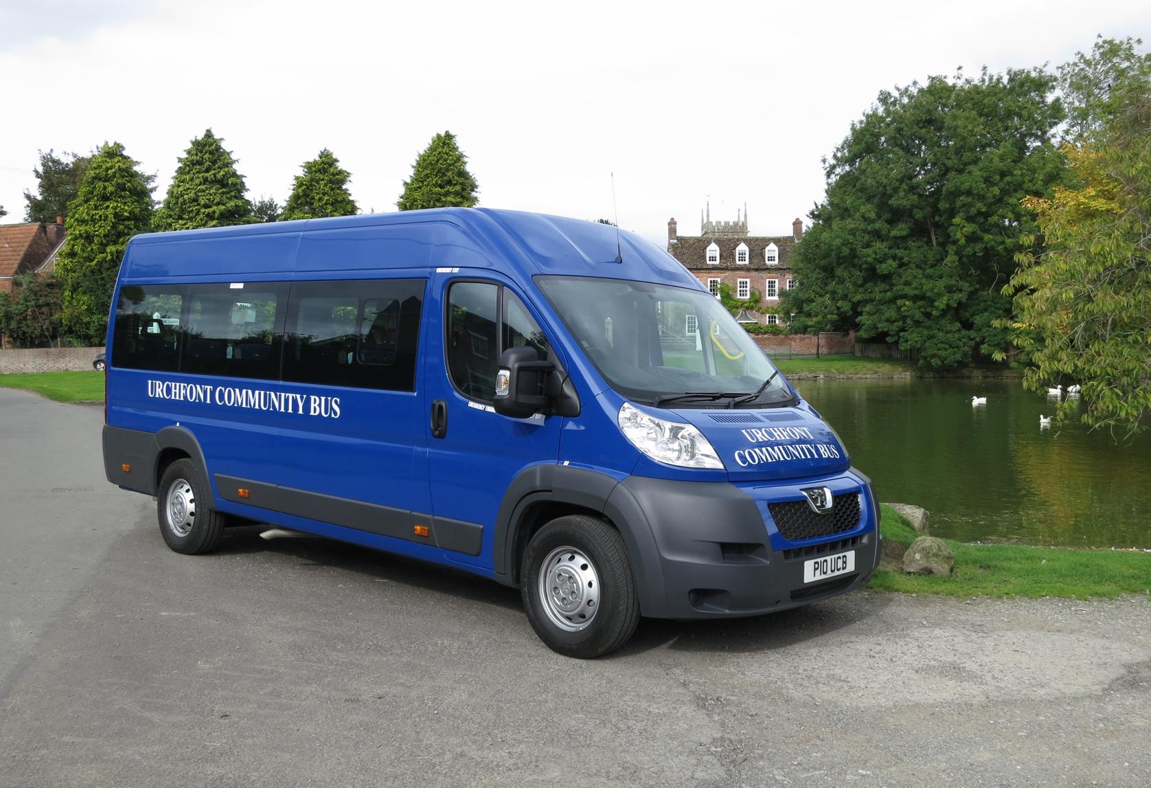 Urchfont Parish Council - Urchfont Community Bus